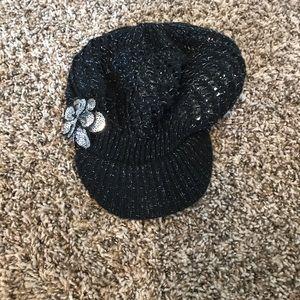 Cute Black Justice Hat